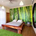 двуспальные кровати из массива дерева фото идеи