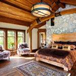 двуспальные кровати из массива дерева фото дизайн