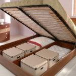 двуспальные кровати с ящиками фото дизайн