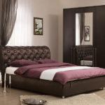 двуспальные кровати с ящиками виды дизайна