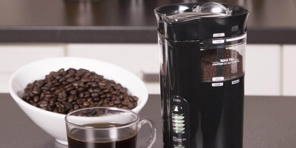 электрическая кофемолка идеи