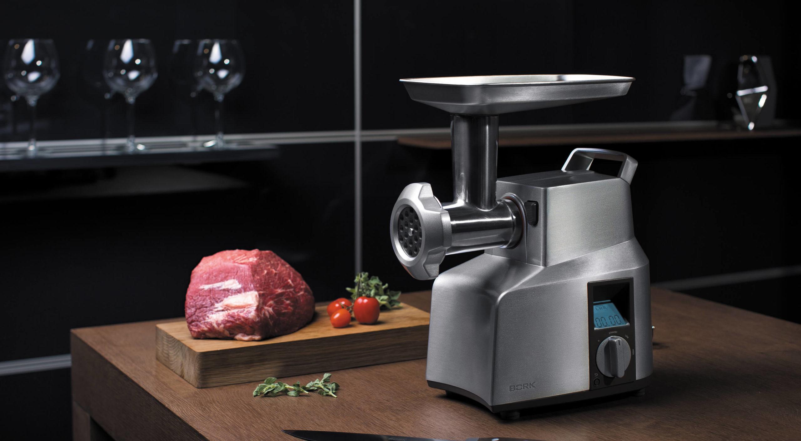 электрическая мясорубка для дома