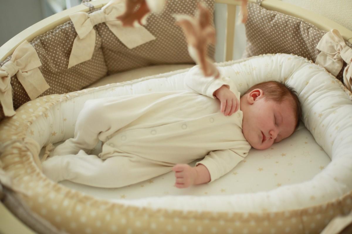 гнездо для новорожденных фото