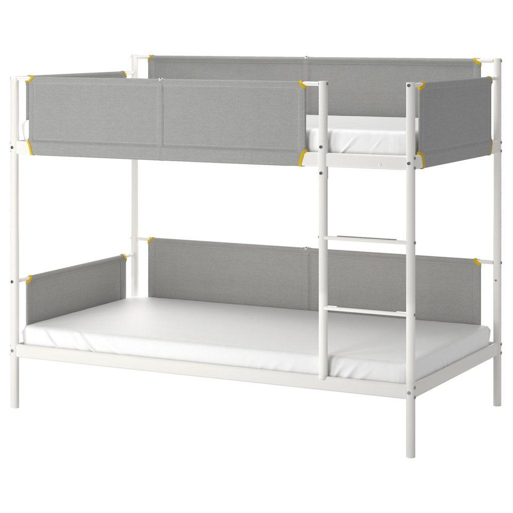 Металлические кровати от Икеа