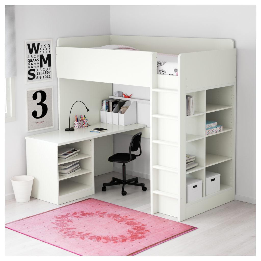 Мебель от Икеа многофункциональна