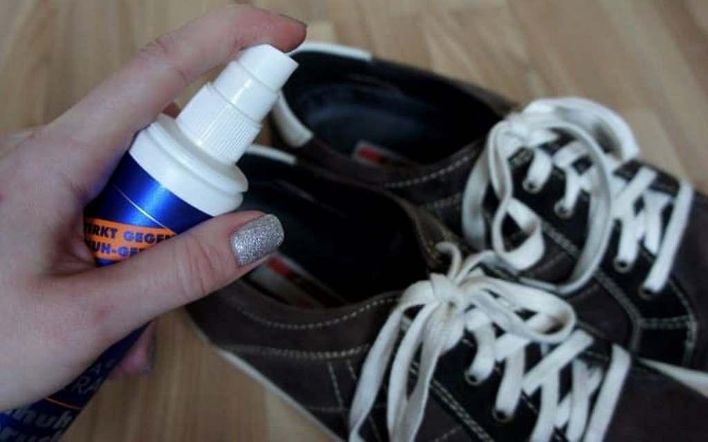 спрей от запаха в обуви