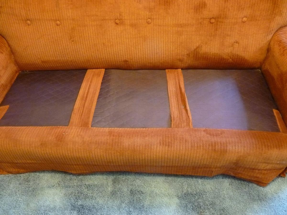 расчет материалов на перетяжку дивана