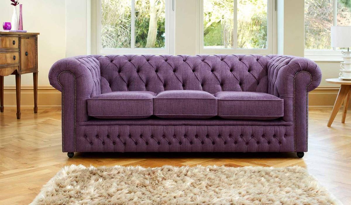 новый красивый диван