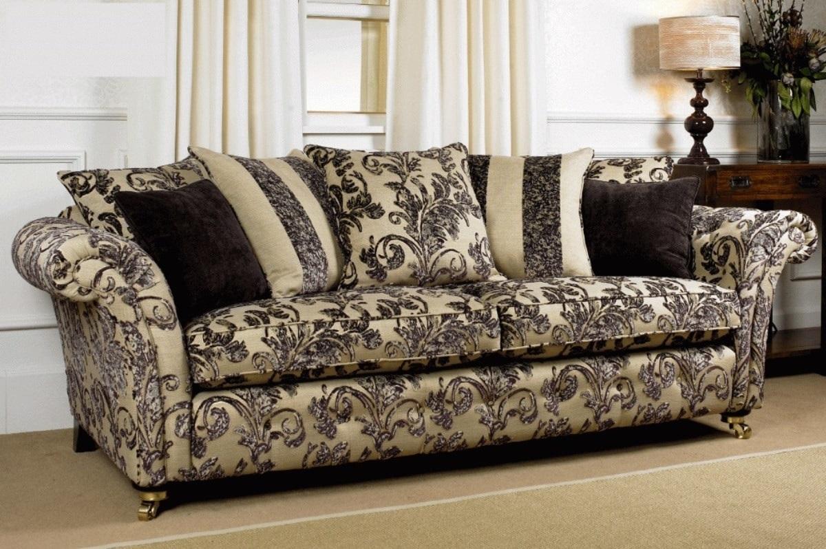 Перетяжка пружинного дивана