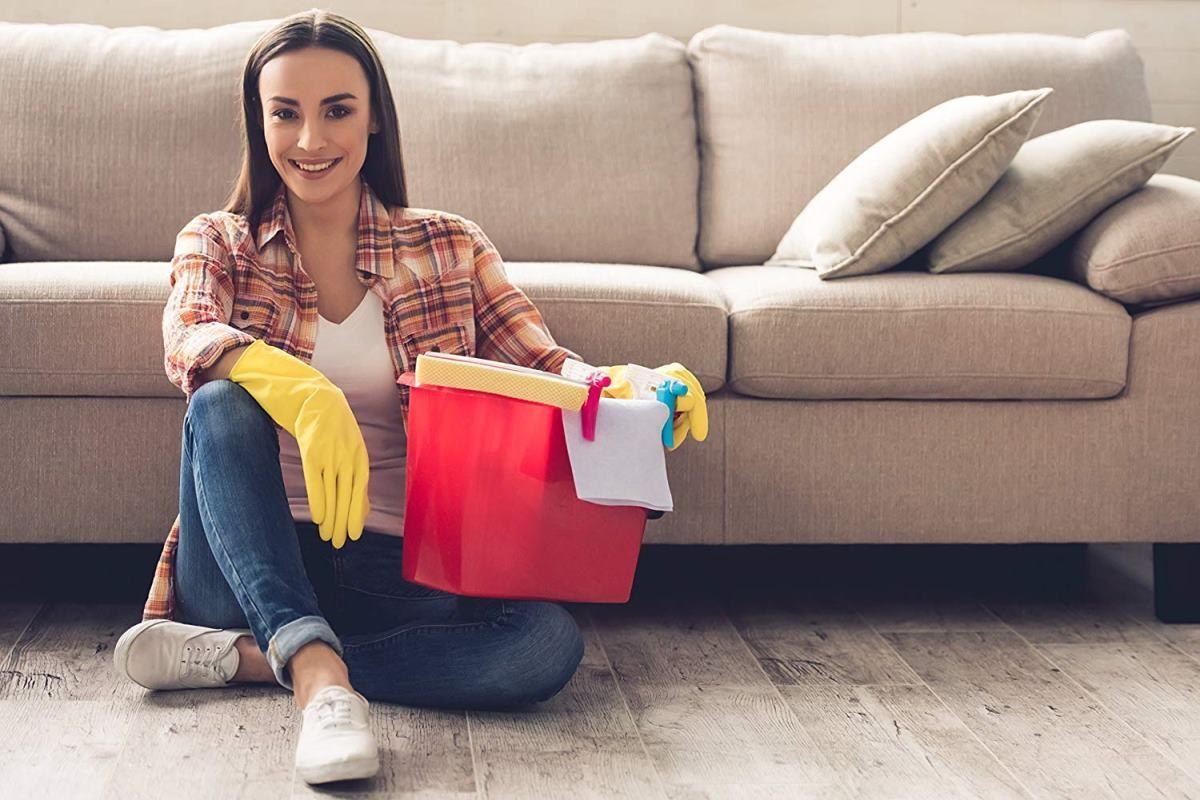 профилактическая чистка мебели