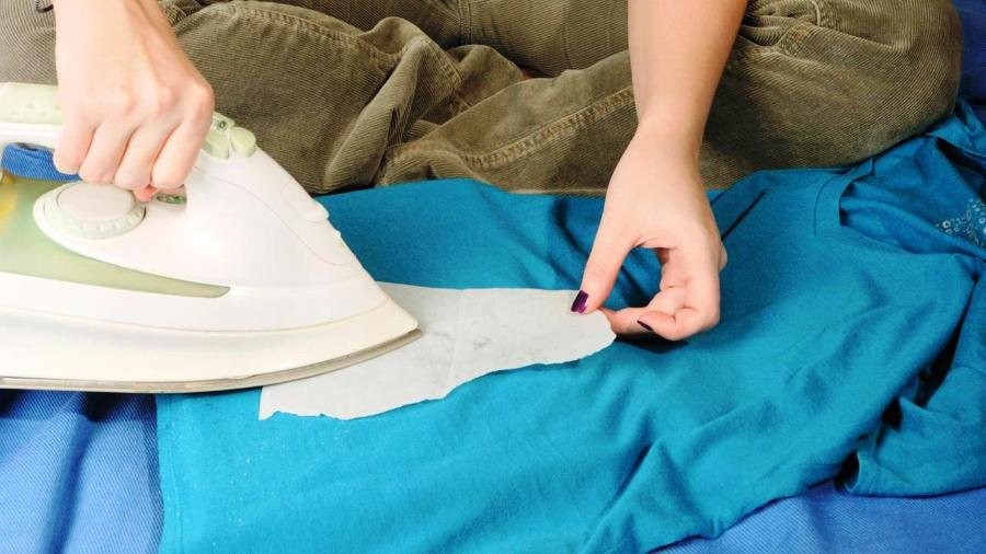 как убрать жир с одежды
