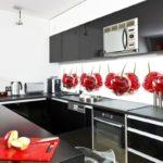 как выбрать цвет кухни фото декор