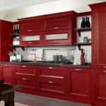как выбрать цвет кухни оформление