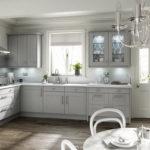 как выбрать цвет кухни оформление фото