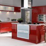 как выбрать цвет кухни идеи оформление