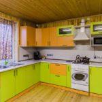 как выбрать цвет кухни идеи оформления