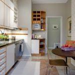 как выбрать цвет кухни идеи фото
