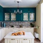 как выбрать цвет кухни виды дизайна