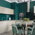 как выбрать цвет кухни виды декора