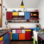 как выбрать цвет кухни виды оформления