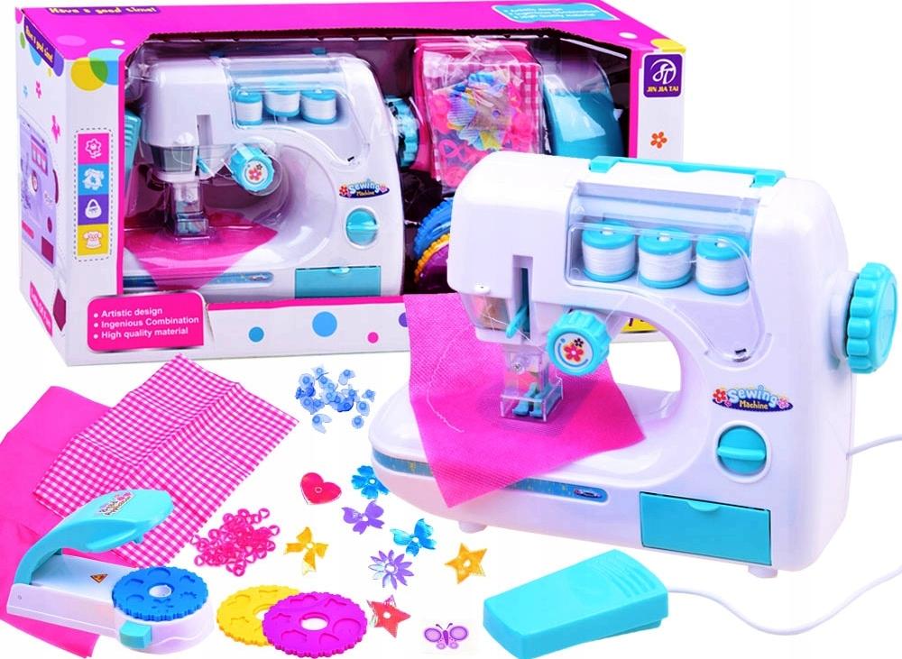 как выбрать швейную машинку для ребенка