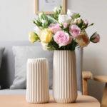 керамическая ваза идеи