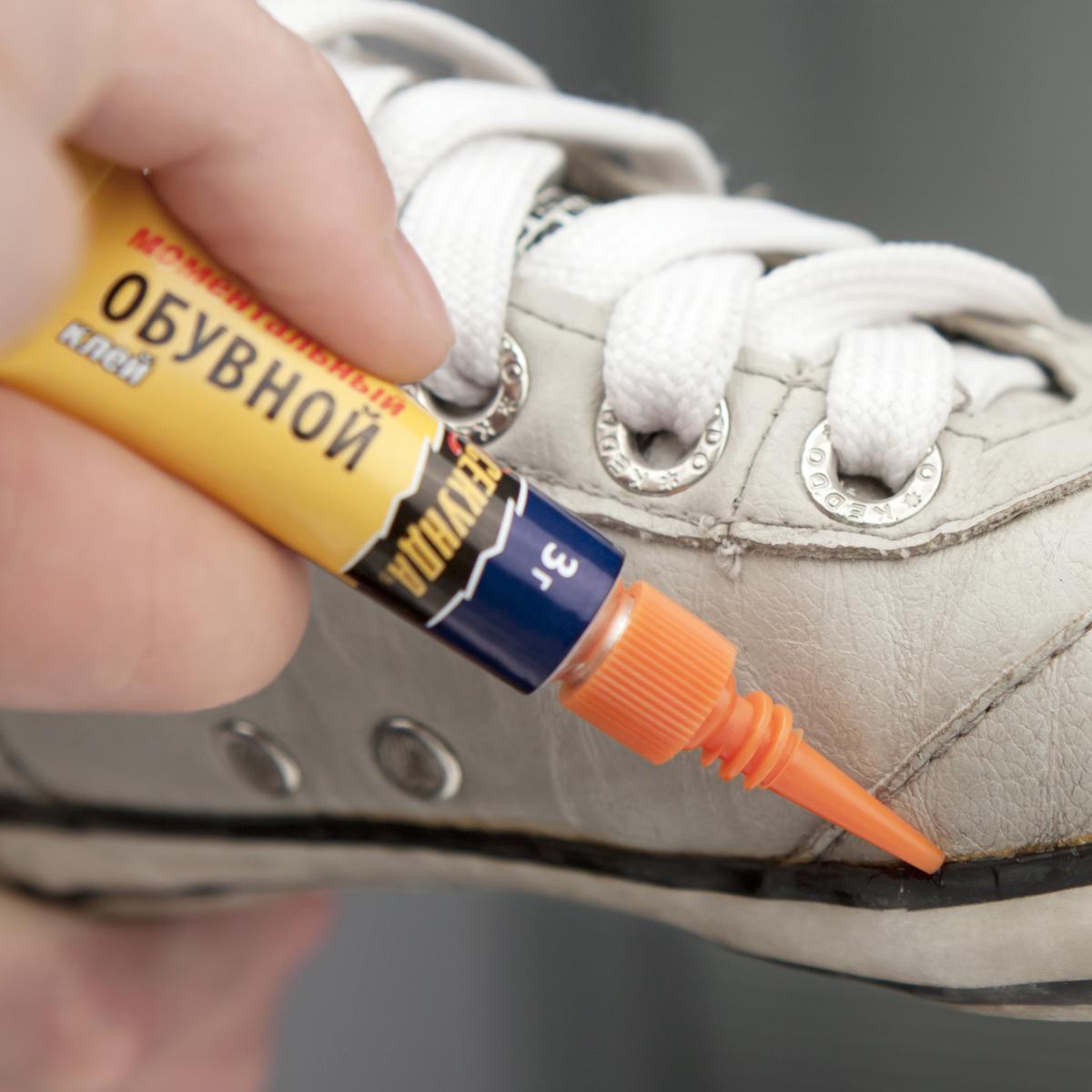 клей для обуви