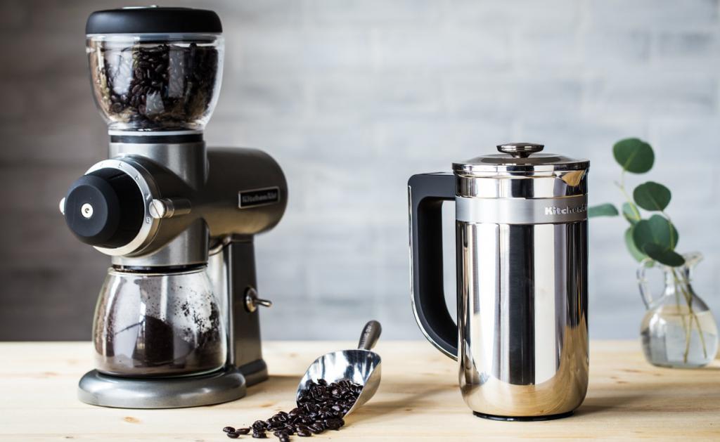 кофемолка жерновая фото