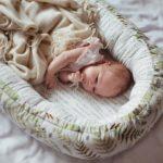 кокон для новорожденного варианты
