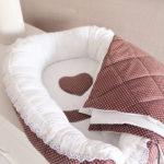 кокон для новорожденного идеи варианты
