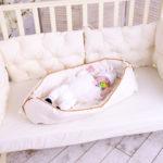 кокон для новорожденного фото видов