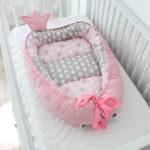 кокон для новорожденного декор идеи
