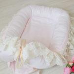 кокон для новорожденного виды оформления