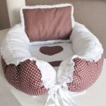 кокон для новорожденного идеи фото