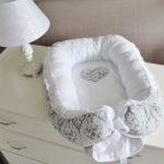 кокон для новорожденного дизайн