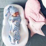 кокон для новорожденного декор