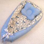 кокон для новорожденного оформление фото
