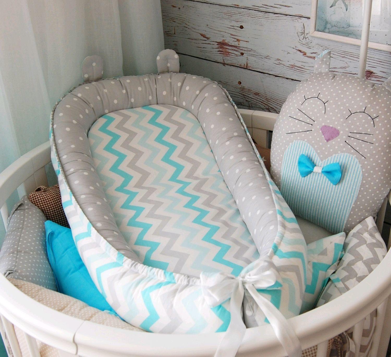 кокон гнездо для новорожденного