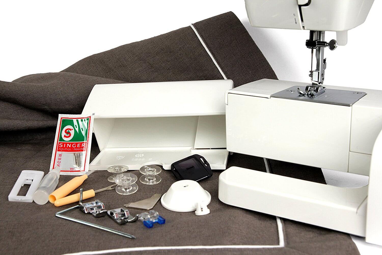 комплектация швейной машинки