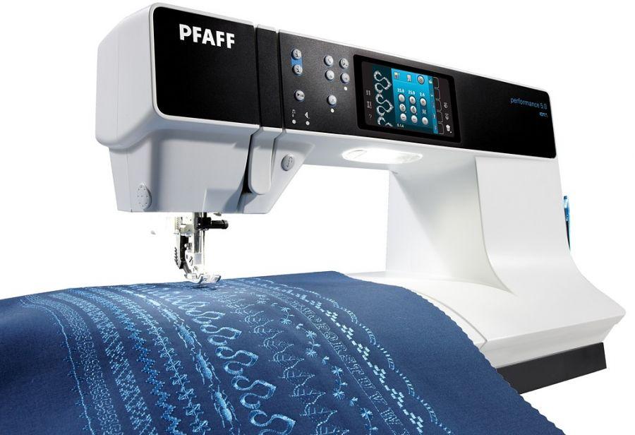 компьютерная швейная машинка
