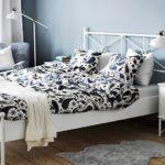 кованая кровать идеи декор
