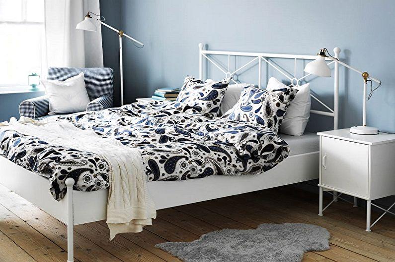 оптимальной кованые кровати в скандинавском стиле фото настоящее