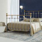 кованая кровать идеи декора