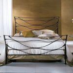 кованая кровать виды фото