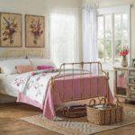 кованая кровать обзор