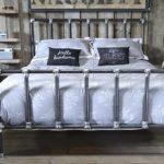 кованая кровать виды дизайна