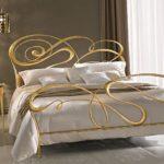 кованая кровать варианты дизайна