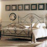 кованая кровать дизайн