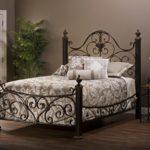кованая кровать фото дизайн