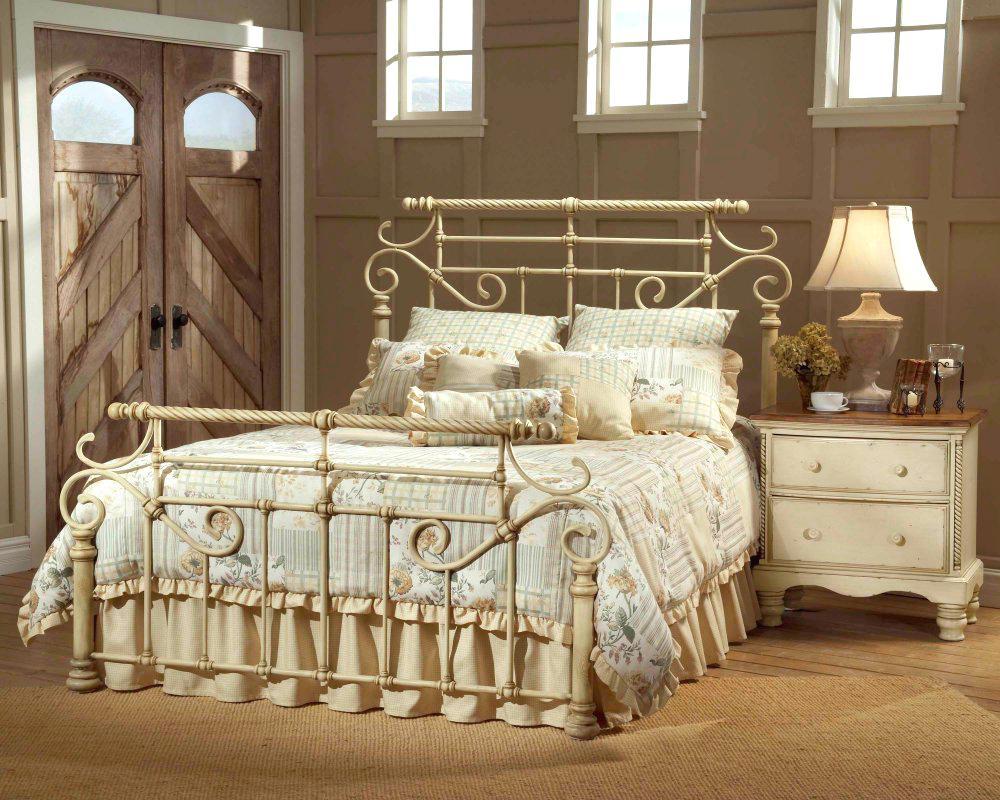 кованые кровати фото дизайна